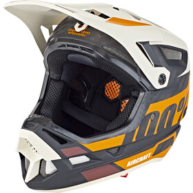 100% Aircraft DH Kask rowerowy z Mips, revburst